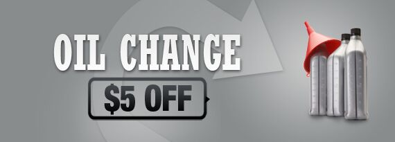 $5 off Oil Change in Uniontown OH